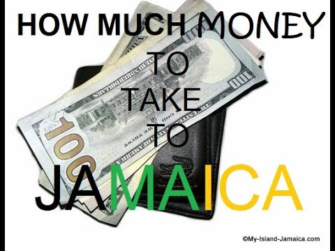 HOW MUCH MONEY TO TAKE TO JAMAICA| Jamaica Q & A Series