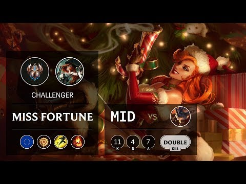 Miss Fortune Mid