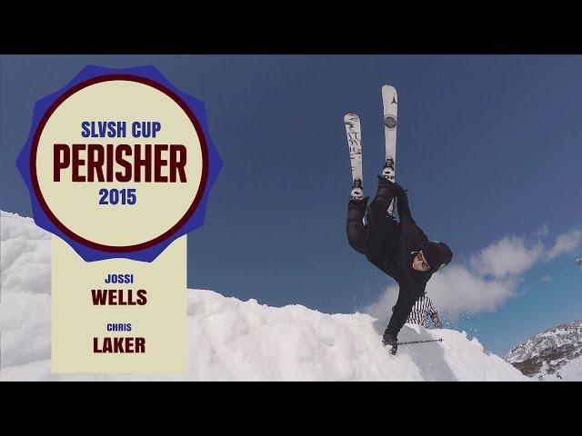 SLVSH CUP PERISHER 2015    Jossi Wells vs. Chris Laker