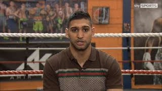 AMIR KHAN BREAKS HIS SILENCE ON MANNY PACQUIAO GETTING ROBBED AGAINST JEFF HORN