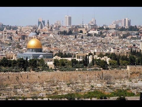 ATV Turne, İsrail, 1-ci hissə, Qüds şəhəri, Jerusalem,