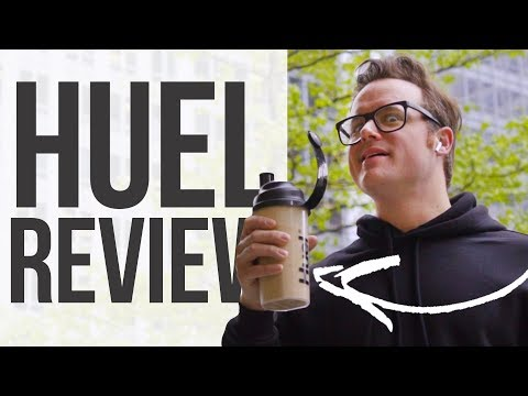 I bought health food on Instagram 🤣 HUEL Review & Unboxing