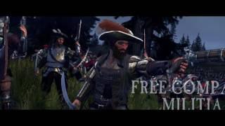 Total War: Warhammer [PC] Grim & The Grave DLC Trailer