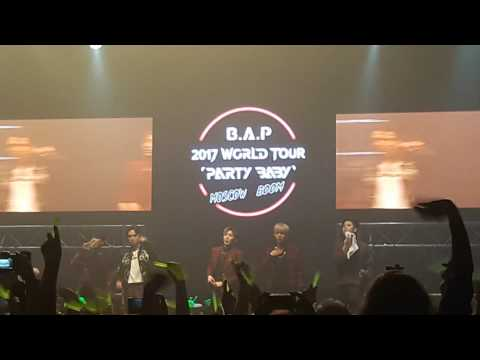 20170509 B.A.P IN MOSCOW
