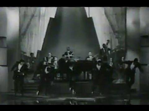 Tap Dancers w/ 1930s DUKE ELLINGTON ORCHESTRA