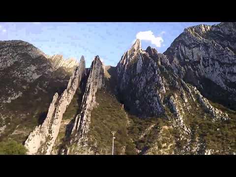 La Huasteca Mountains Monterrey Mexico