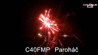 Pyrotechnika Kompakt 40 ran Paroháč multikalibr