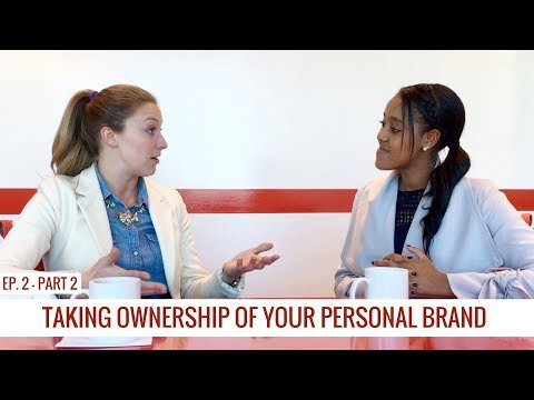 The Power of WHY Podcast: Taking Ownership of Your Personal Brand