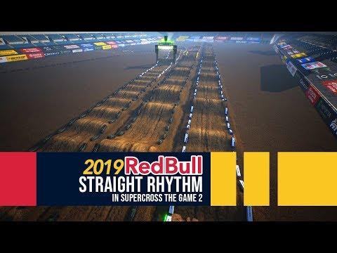 2019 Red Bull Straight Rhythm -  Monster Energy Supercross 2 Gameplay