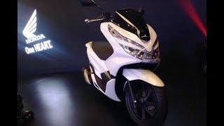 ANTARANEWS - Honda PCX resmi mengaspal, harga mulai Rp 27,7 juta