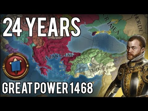 Eu4 - How to Own as Byzantium 1.28 - Continuation