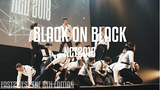[EAST2WEST5] NCT 2018 (엔시티 2018) - Black On Black Dance Cover