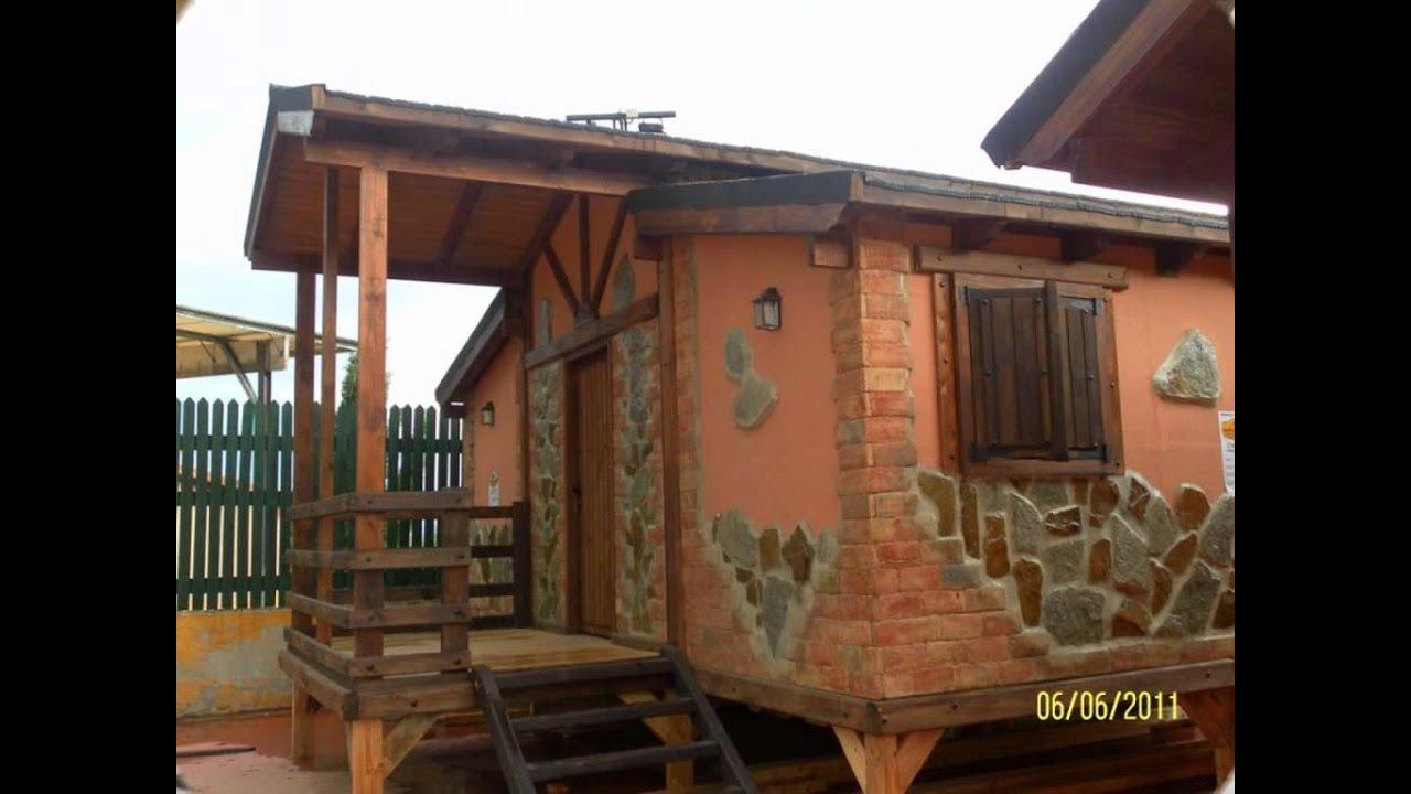 Casas de madera en extremadura ii youtube - Youtube casas de madera ...