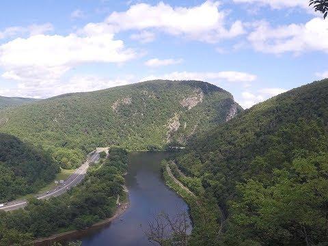 Appalachian Trail:  Delaware Water Gap Into New Jersey