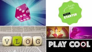 Vlog - Daniele e lo sproloquio su Kickstarter - Playcool