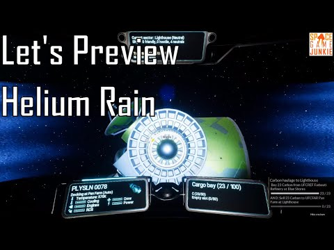 Helium Rain - A Constant Stick and Carrot Cycle - Let's Preview