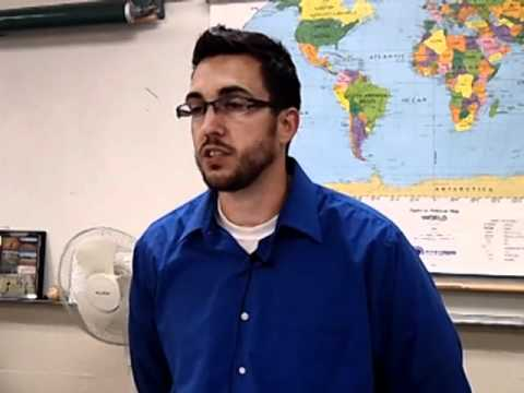 High School Social Studies Teacher, Career Video from drkit.org ...
