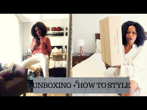 I got him a present   Unboxing + How to style