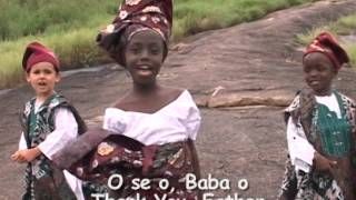 ose baba african kids 4 christ