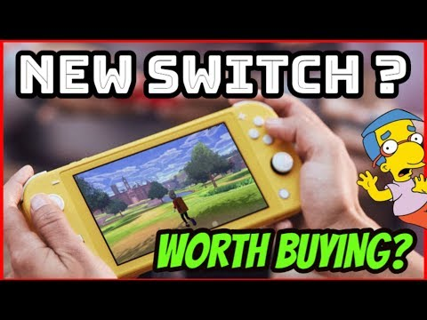 Is The New Nintendo Switch Lite Actually Worth Buying in 2019 !?