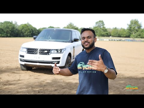 Range Rover Autobiography £120,000 – Tamil Car Review – #KuttiHari #TCR