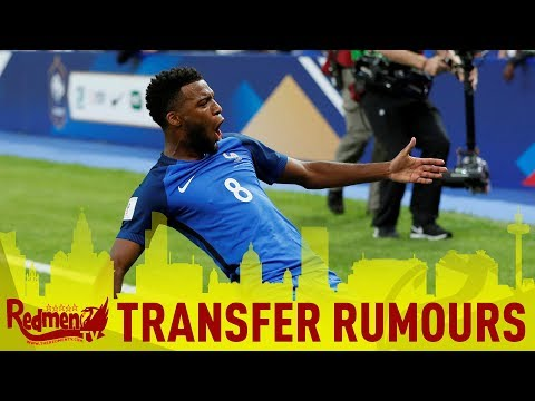 Lemar Rumoured to Want Liverpool Move | #LFC Daily News LIVE