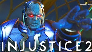 DARKSEID WANTS REVENGE!! - Injustice 2 Hot Seat King Of The Hill Vs Subscribers #1