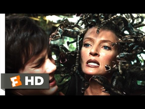 Percy Jackson & the Olympians (3/5) Movie CLIP