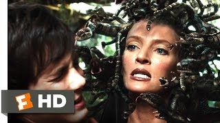 Percy Jackson & the Olympians (3/5) Movie CLIP - Medusa's Garden (2010) HD