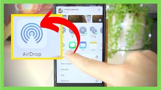 How to Turn oฑ AirDrop on iPhone/ iPad! 🥇 [100% WORKS!!]