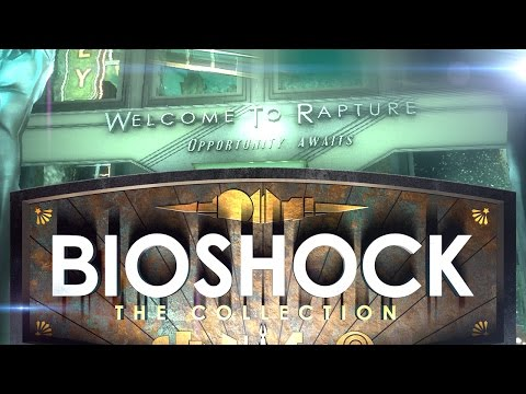 Bioshock Remastered: First 30 Minutes of Gameplay | Bioshock: The Collection