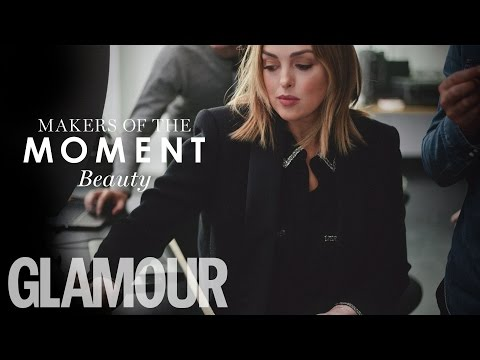 Makers of the Moment: Beauty (Behind the Scenes Photoshoot) | Glamour UK
