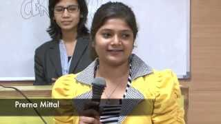 CA IPCC - IT is a Rubbish Subject- Prerna Mittal, A CA Final Student Now