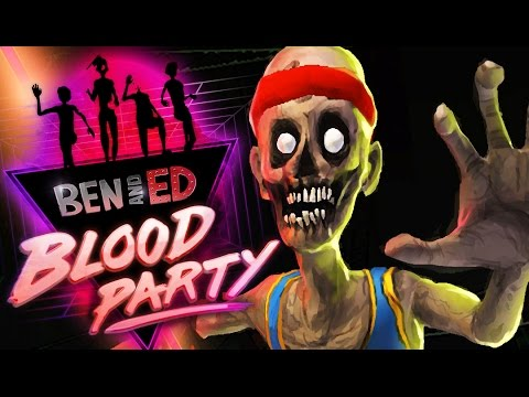 MULTIPLAYER MADNESS! | Ben and Ed 2: Blood Party
