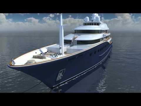 UPDATED: Joinery by Zepsa, Merritt in 'super yacht