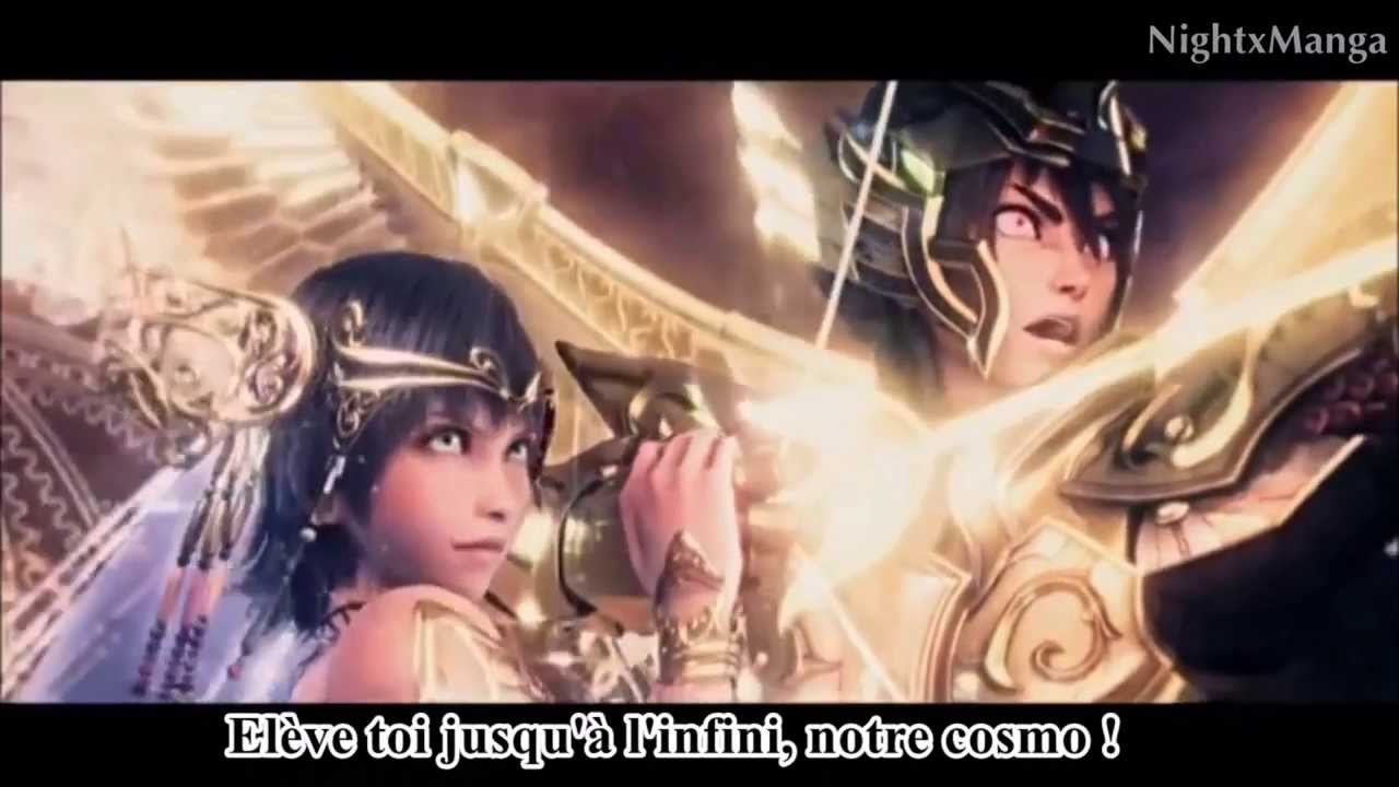 saint seiya legend of sanctuary vostfr