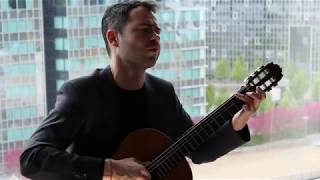 "Christian Reichert plays ""La Catedral"" by Agustin Barrios"