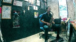Endless Sacrifice - Dream Theater [Saxophone Cover]
