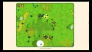 Бесплатная онлайн игра «BananaWars» - банановые войны