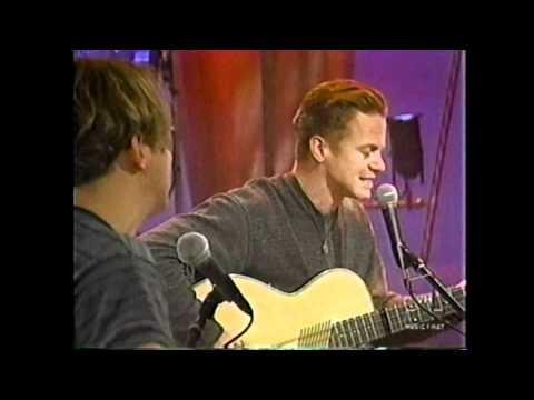Deep Blue Something - Breakfast At Tiffanys - 1996 Live Acoustic.avi