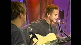 Deep Blue Something - Breakfast At Tiffanys - 1996 Live Acoustic.avi