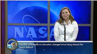 Expedition 56 Year of Education on Station Wrap Up Event