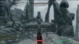 Skyrim Dawnguard Vampire Lord Guide - Perk Tree - Spells