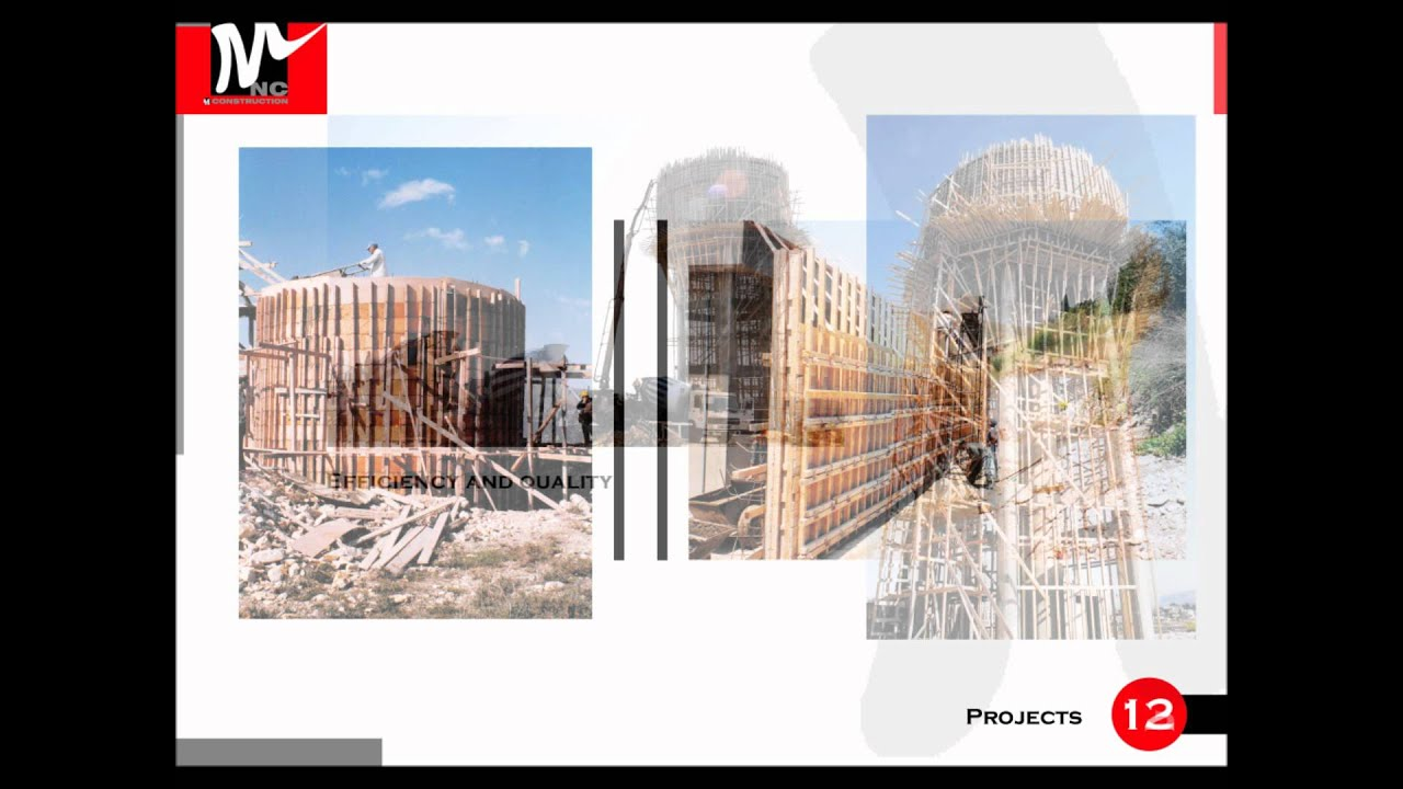 MNC-Qatar Construction - YouTube