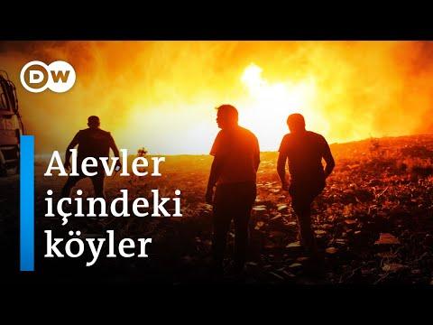 Türkiye'de yangınlar |