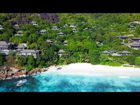 27 min Flight over Seychelles