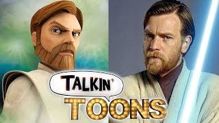 How To Create Obi-Wan Kenobi's Voice (Talkin' Toons w/ Rob Paulsen)