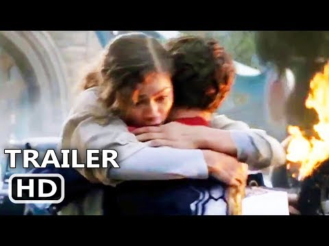 Play SPIDER-MAN FAR FROM HOME Trailer # 3 (NEW, 2019) Marvel Movie HD