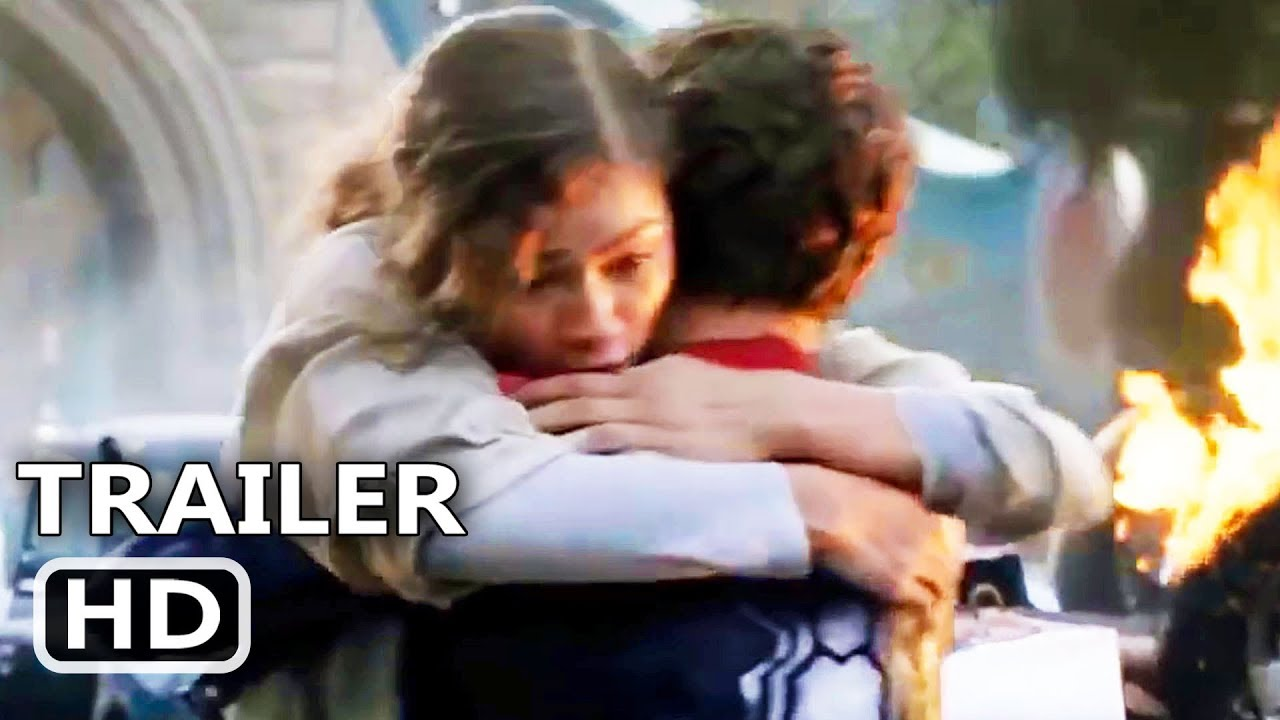 Download SPIDER-MAN FAR FROM HOME Trailer # 3 (NEW, 2019) Marvel Movie HD