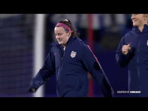 WNT vs. Canada: Highlights - Oct. 17, 2018